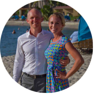 Matt Gowan and Vicky Weiler Naturoapths